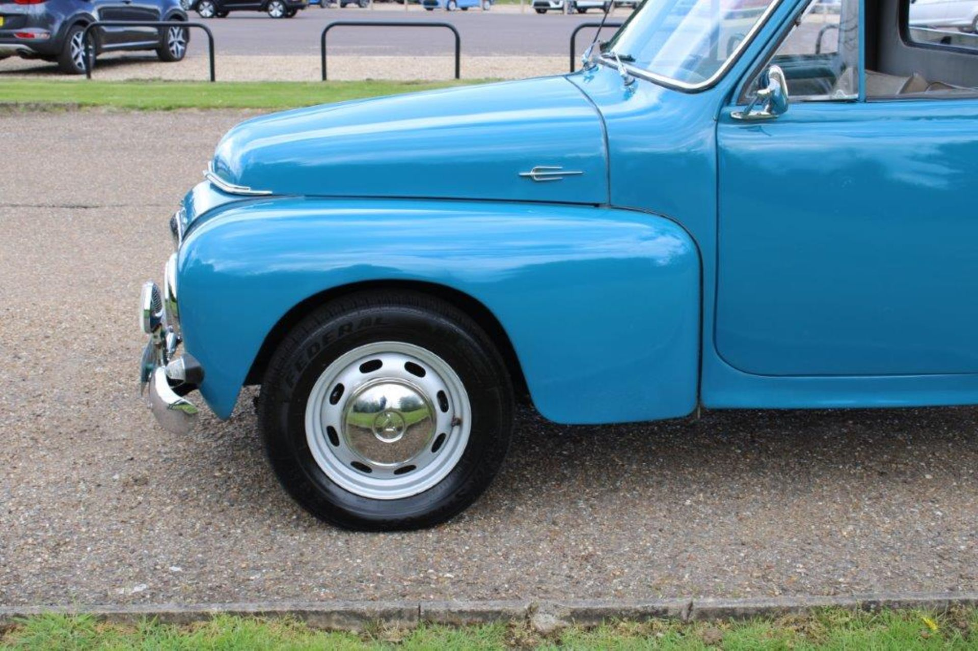 1961 Volvo P 21114 A Pick-Up LHD - Image 10 of 25