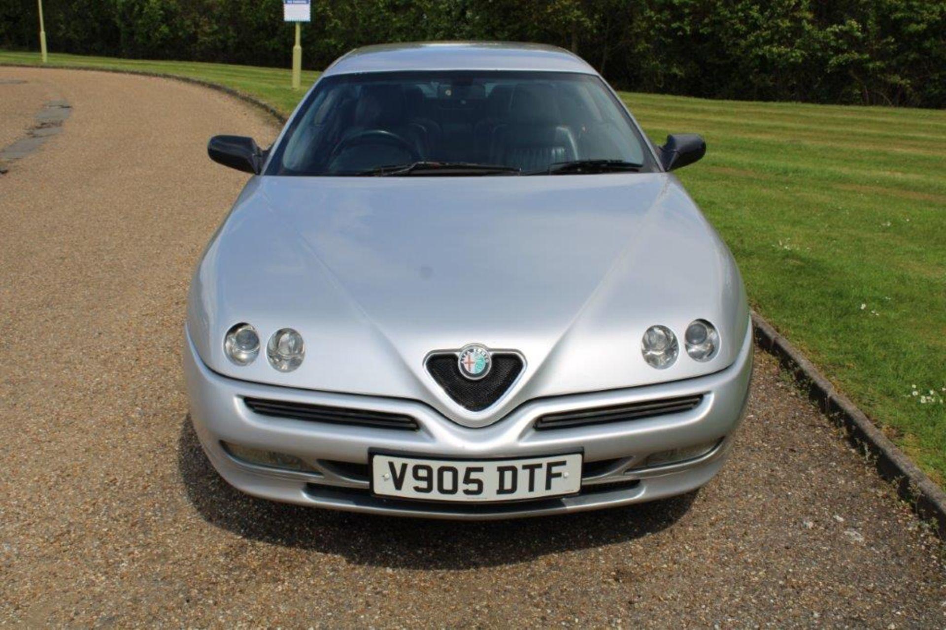 1999 Alfa Romeo GTV Lusso T-Spark 16v - Image 10 of 18