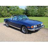 1973 Triumph Stag 3.0 LHD