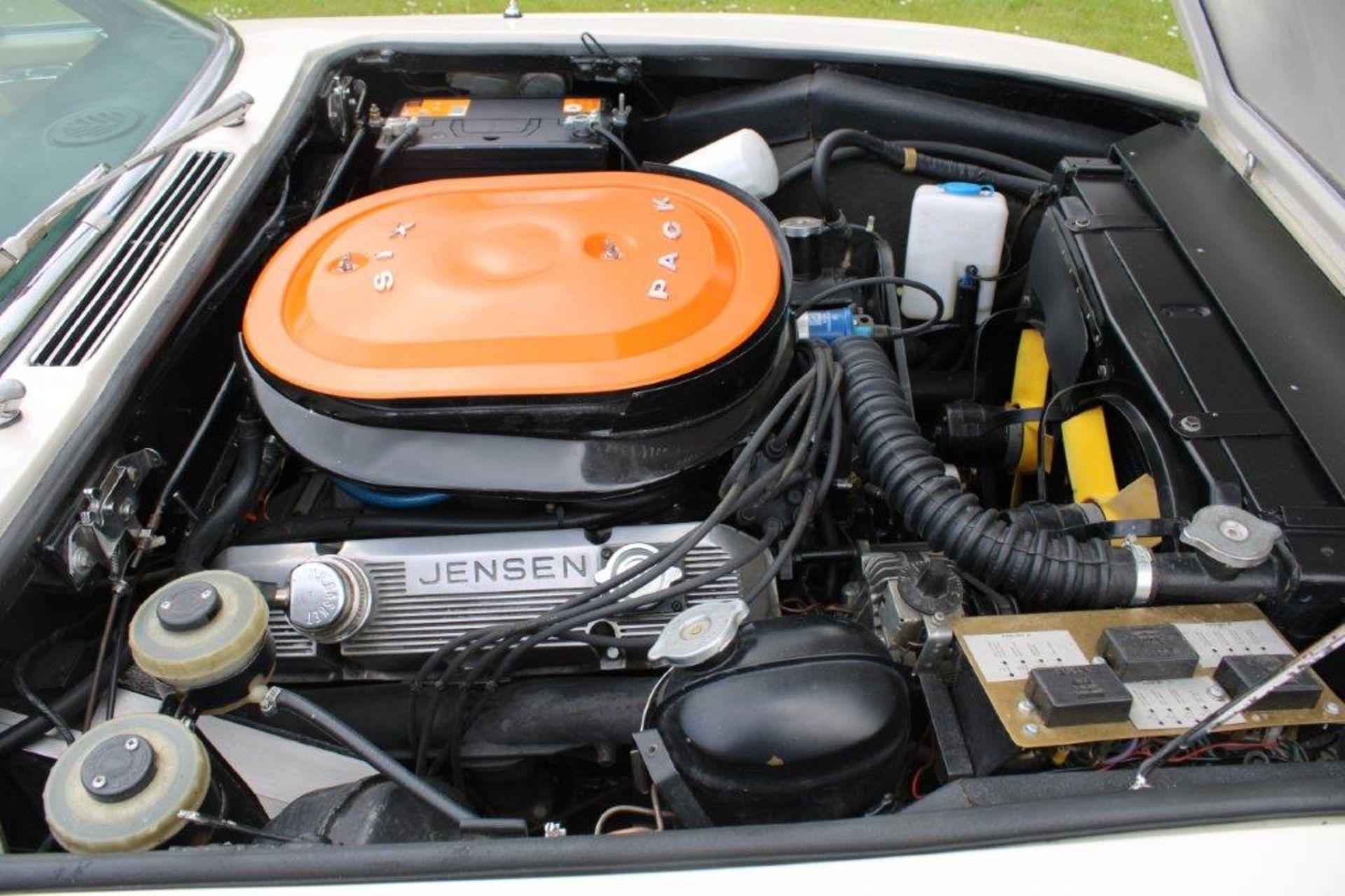 1972 Jensen Interceptor SP Auto - Image 22 of 32