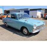 1966 Ford Cortina 1200 Deluxe 2-Dr Saloon MK I