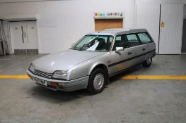 1989 Citroen CX 25 DTR Turbo Diesel Estate