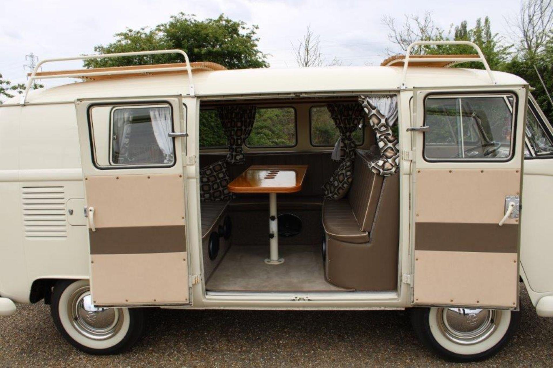 1966 Volkswagen Split Screen Camper LHD - Image 23 of 28