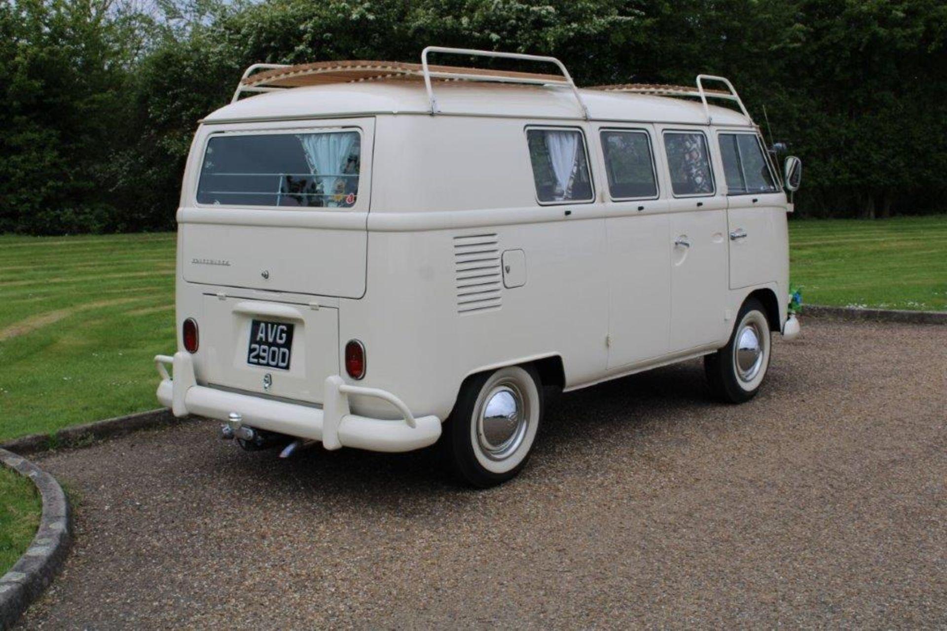 1966 Volkswagen Split Screen Camper LHD - Image 6 of 28