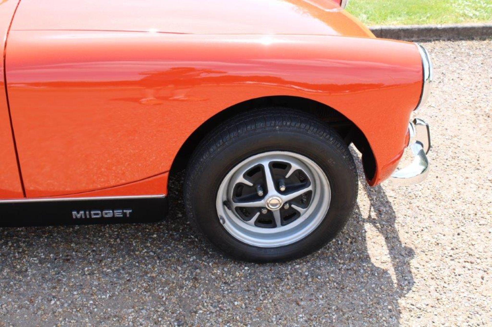 1974 MG Midget MK III - Image 10 of 30