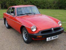 1975 MG B GT