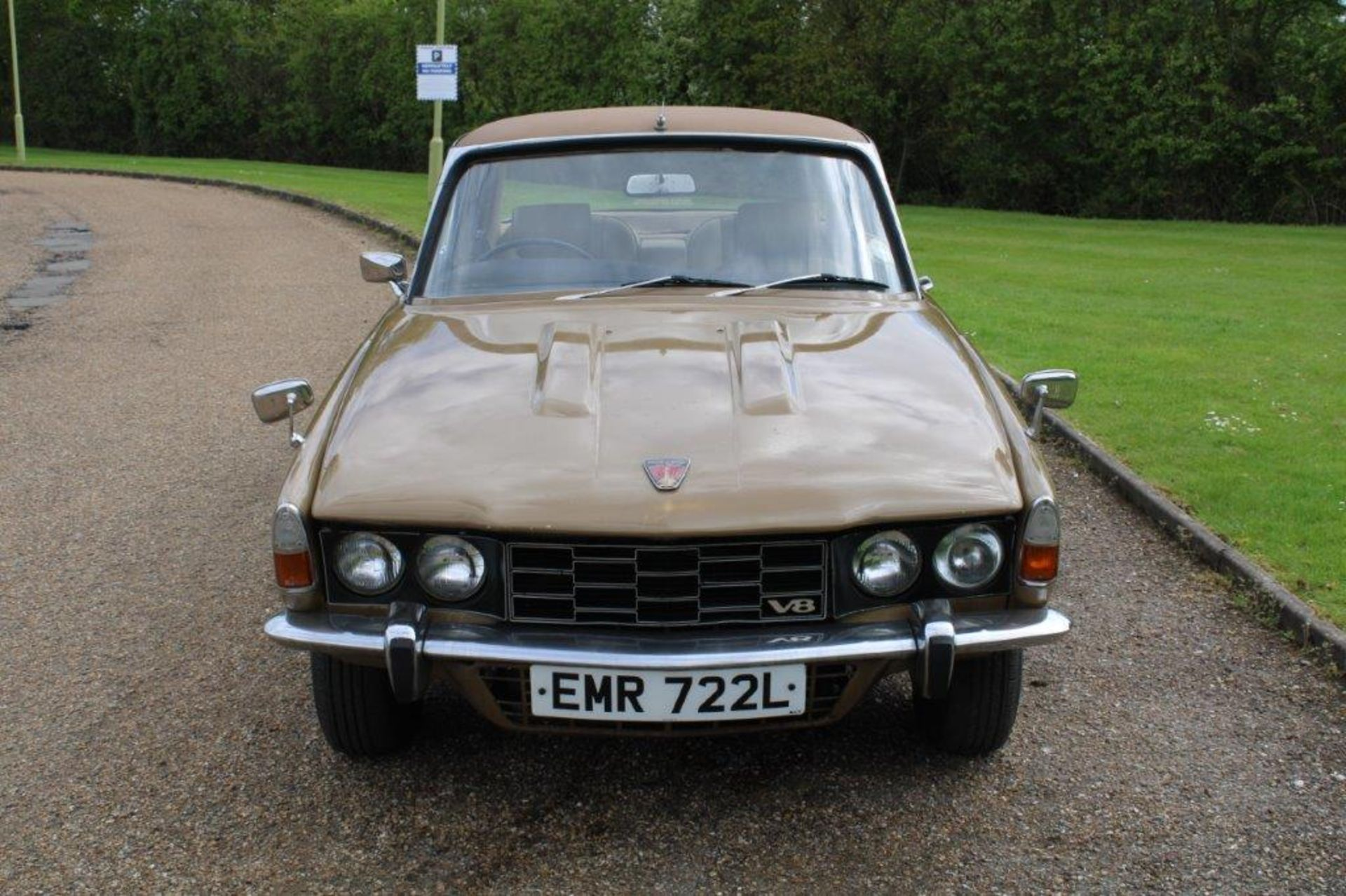 1970 Rover P6 3500 S 1 of 6 development cars - Image 2 of 21