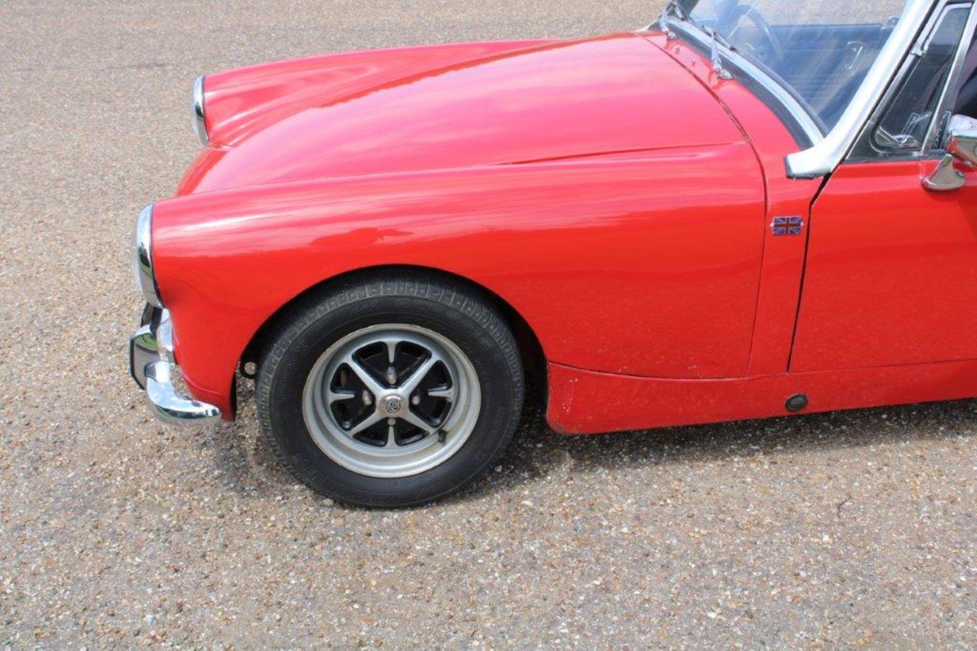 1973 MG Midget MK III - Image 4 of 25