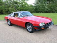 1976 Jaguar XJ-S 5.3 V12 Coupe Auto 29,030 miles from new