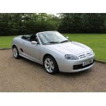 2003 MG TF 115 LHD One owner, 2,000 miles