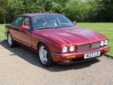 1995 Jaguar XJR6 Supercharged Auto