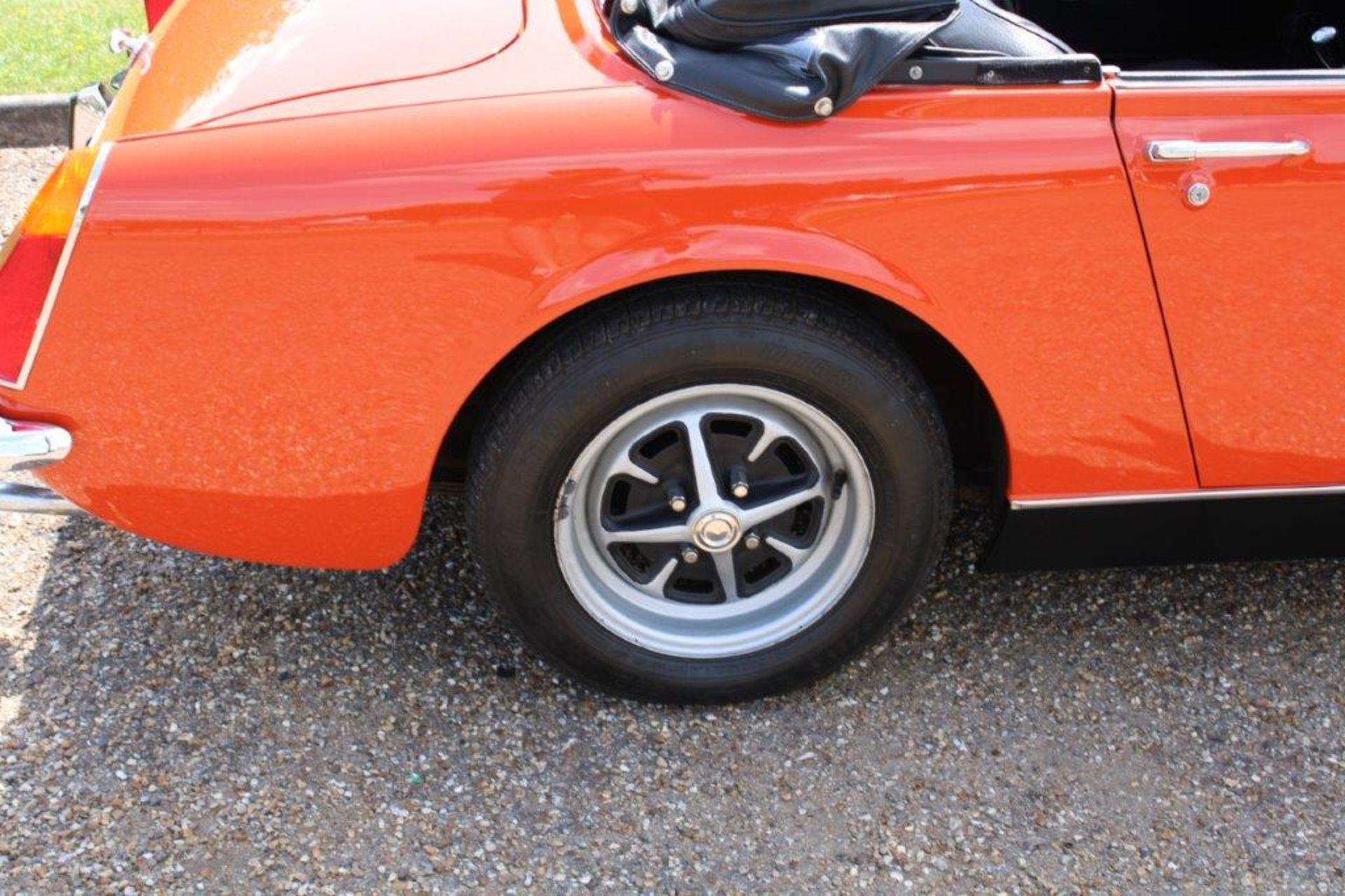 1974 MG Midget MK III - Image 9 of 30