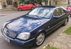 1998 Mercedes CL420 Coupe Auto