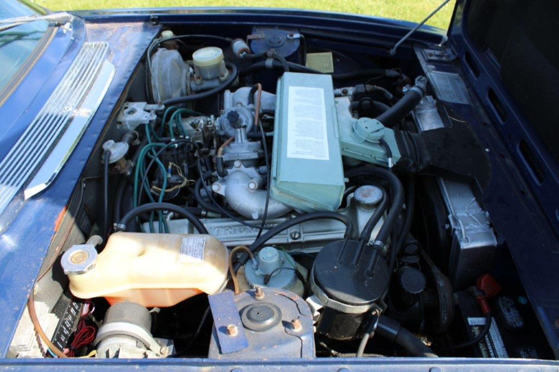 1973 Triumph Stag 3.0 LHD - Image 20 of 28