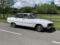 1974 Rover P6 3500 S