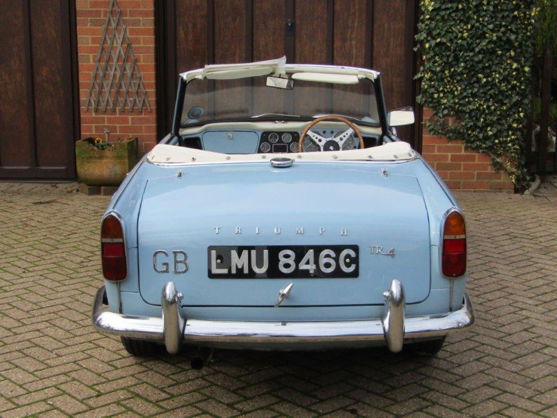 1965 Triumph TR4 - Image 6 of 17