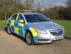 2009 Vauxhall Insignia 1.8 SE