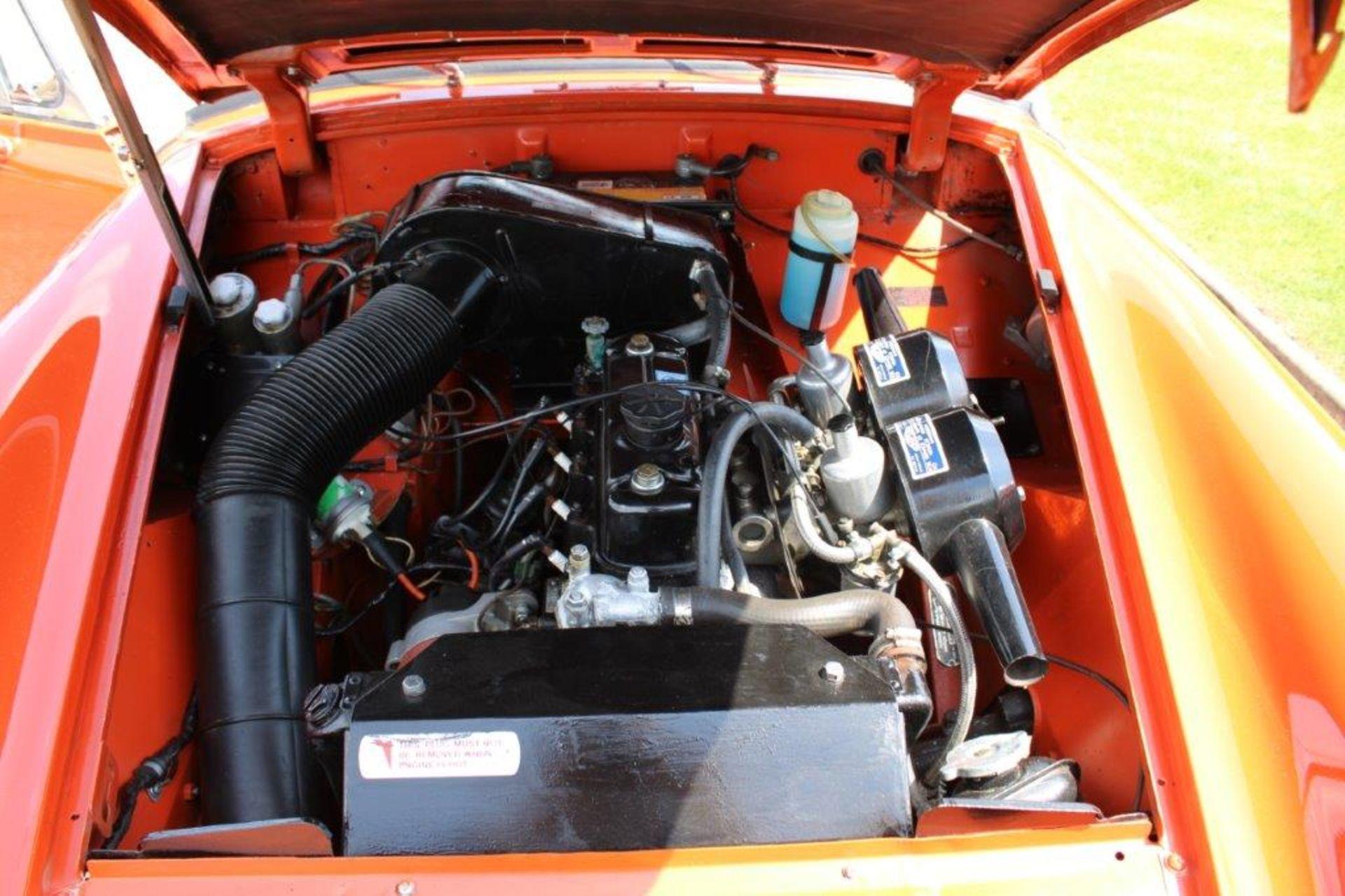 1974 MG Midget MK III - Image 16 of 30