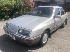 1986 Ford Sierra 1.6 Laser LHD