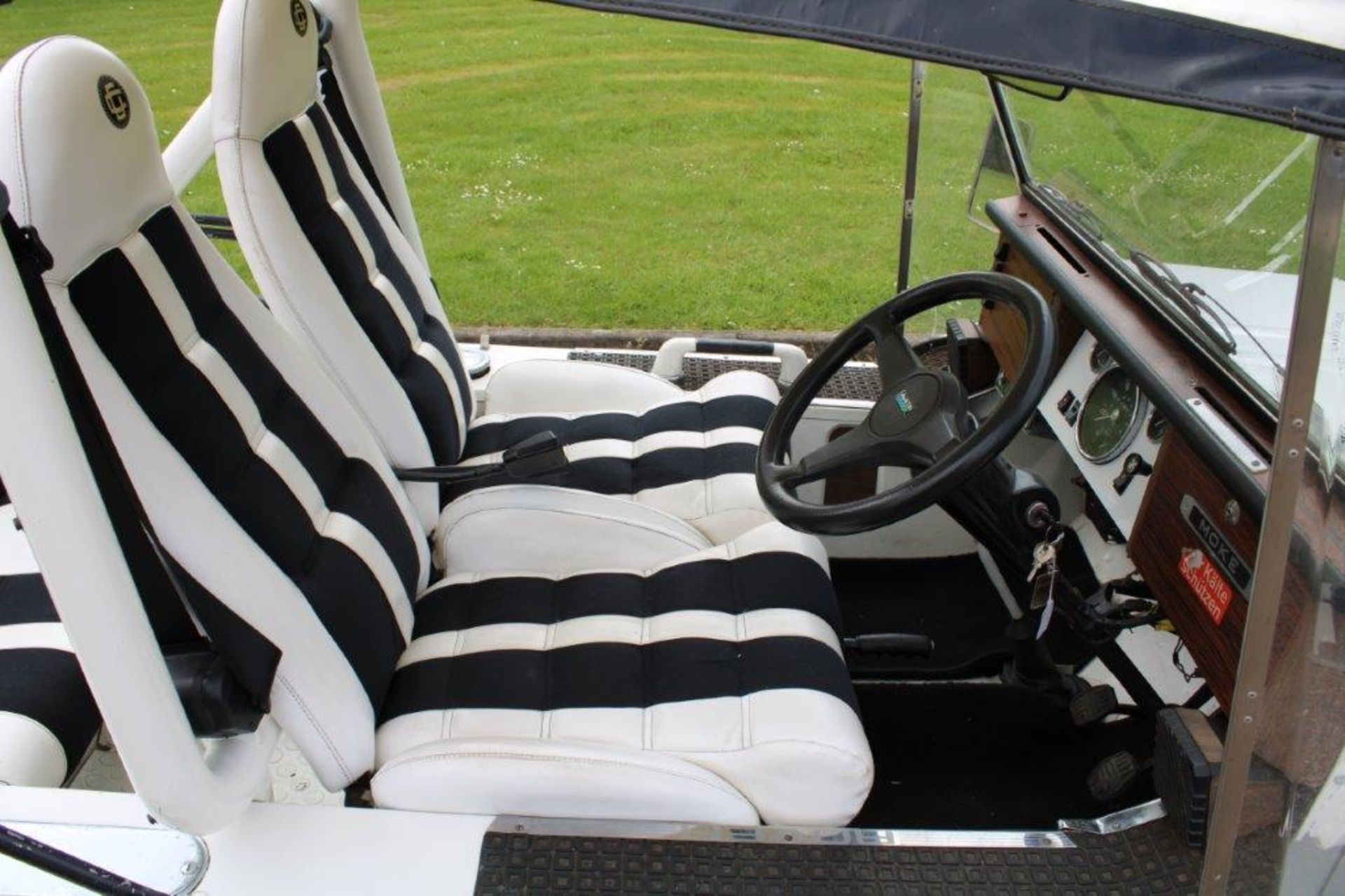 1988 Austin Rover Mini Moke - Image 17 of 22