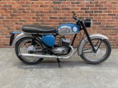 1960 Triumph Tiger 90 350cc