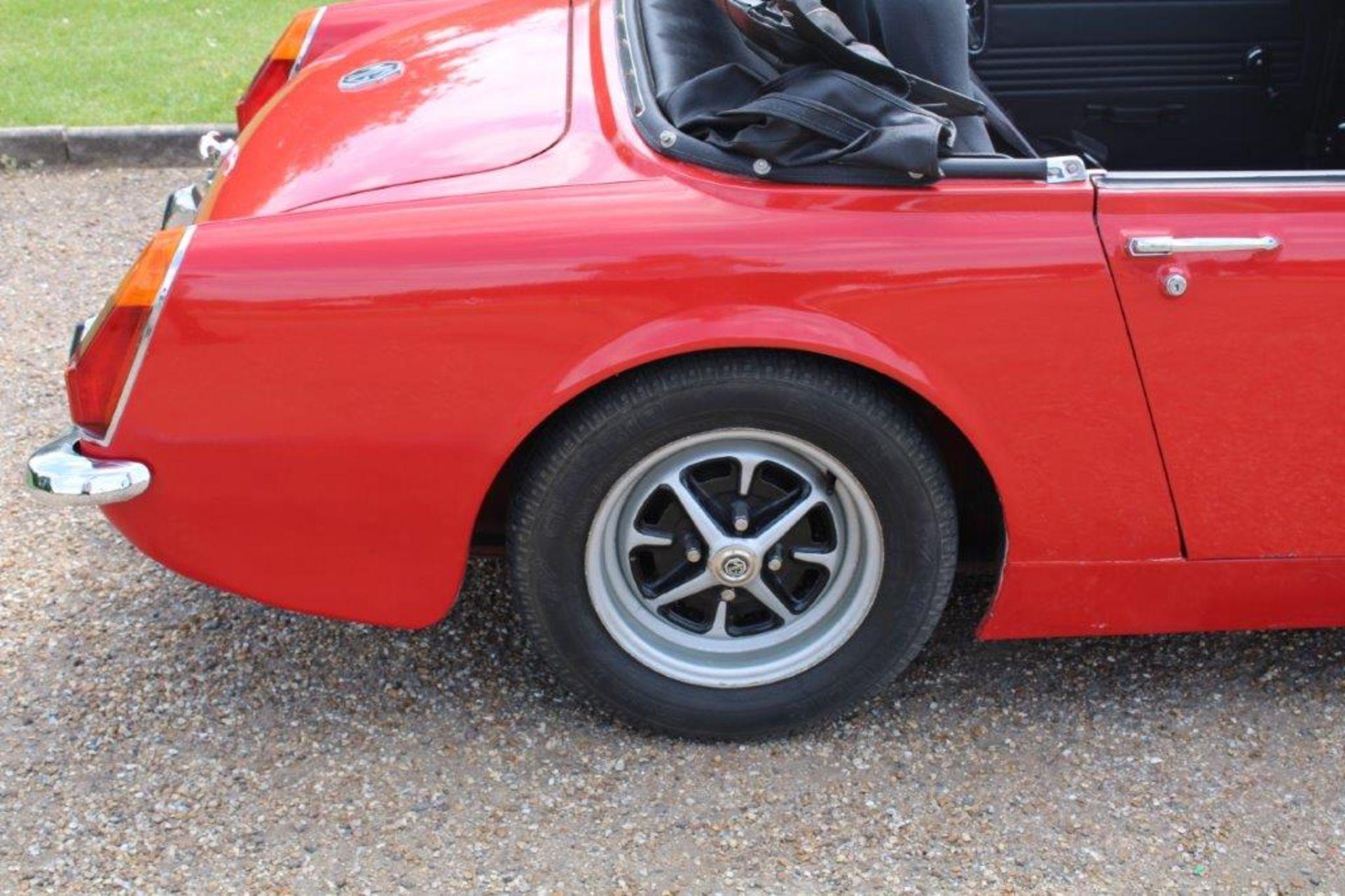 1973 MG Midget MK III - Image 9 of 25