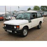 1990 Range Rover Classic 2-Door 200 TDi