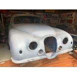 1959 Jaguar MKI 3.4 manual
