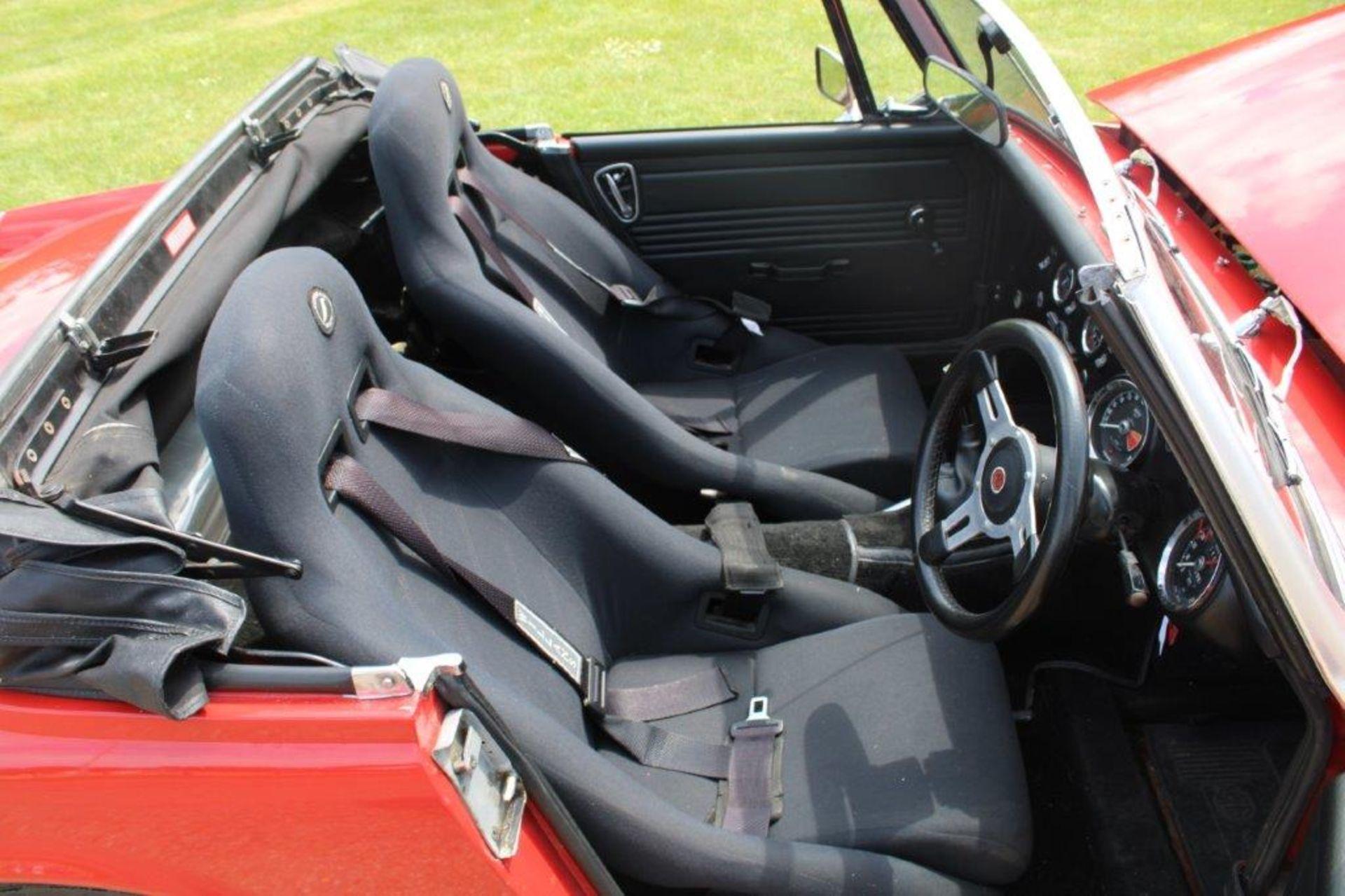1973 MG Midget MK III - Image 14 of 25