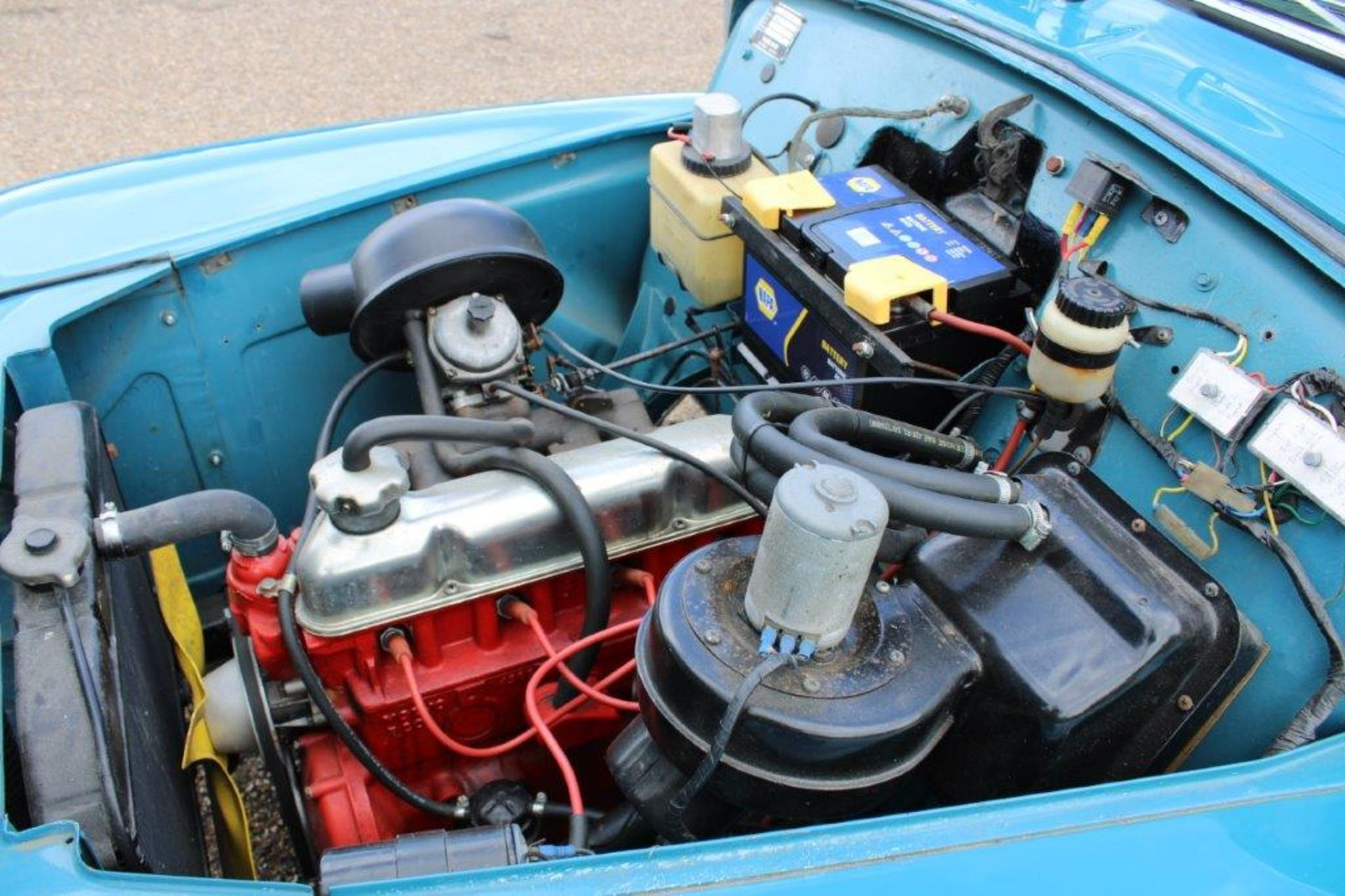 1961 Volvo P 21114 A Pick-Up LHD - Image 20 of 25