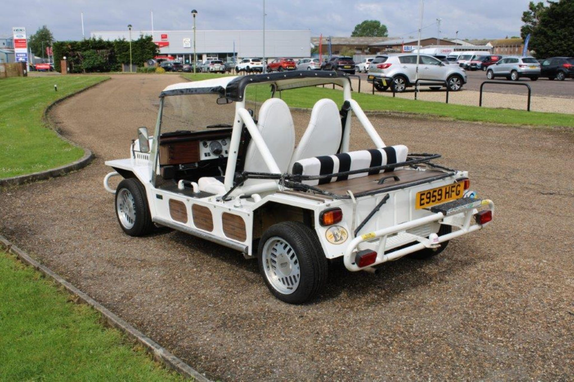 1988 Austin Rover Mini Moke - Image 4 of 22