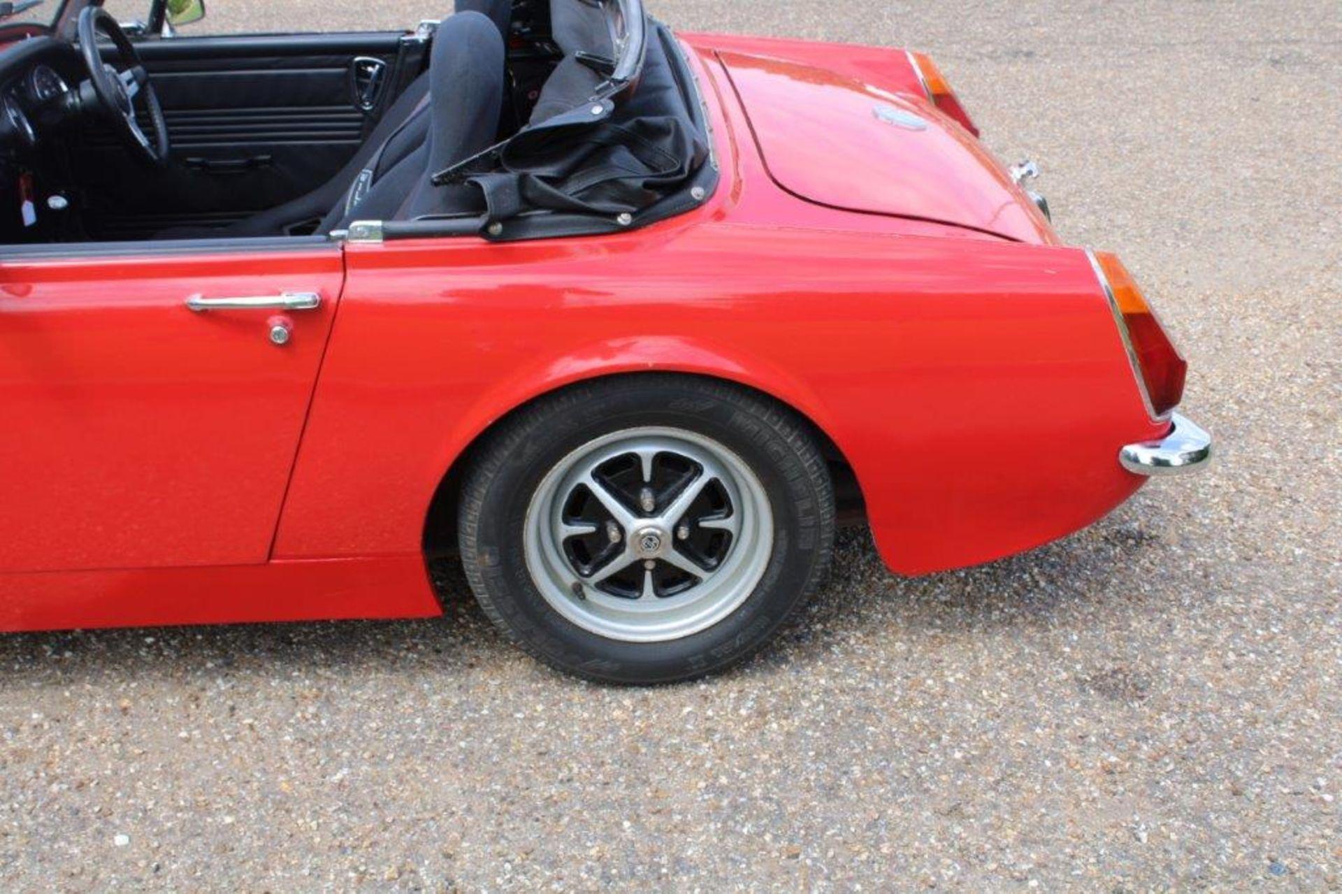 1973 MG Midget MK III - Image 5 of 25
