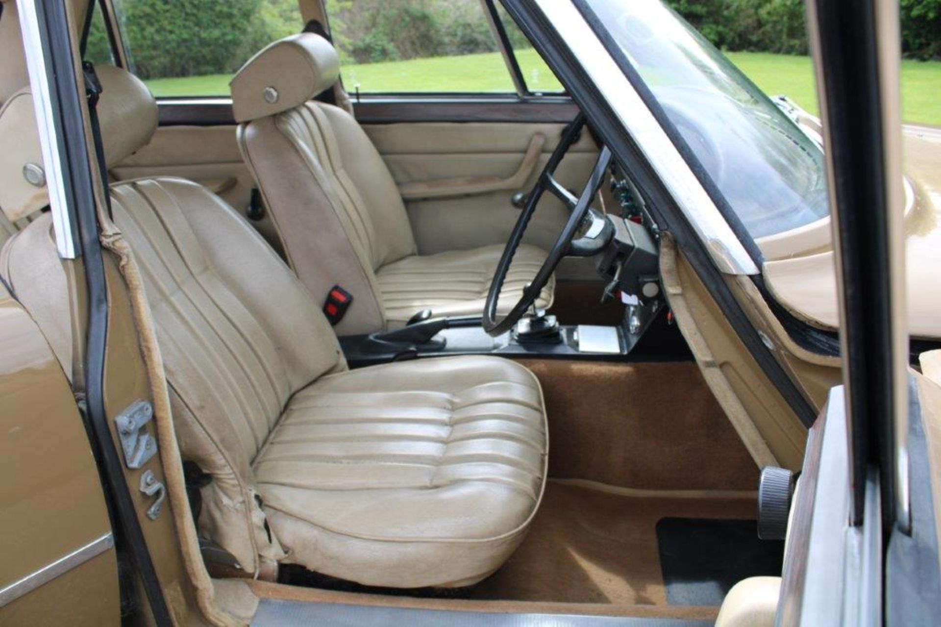 1970 Rover P6 3500 S 1 of 6 development cars - Image 16 of 21