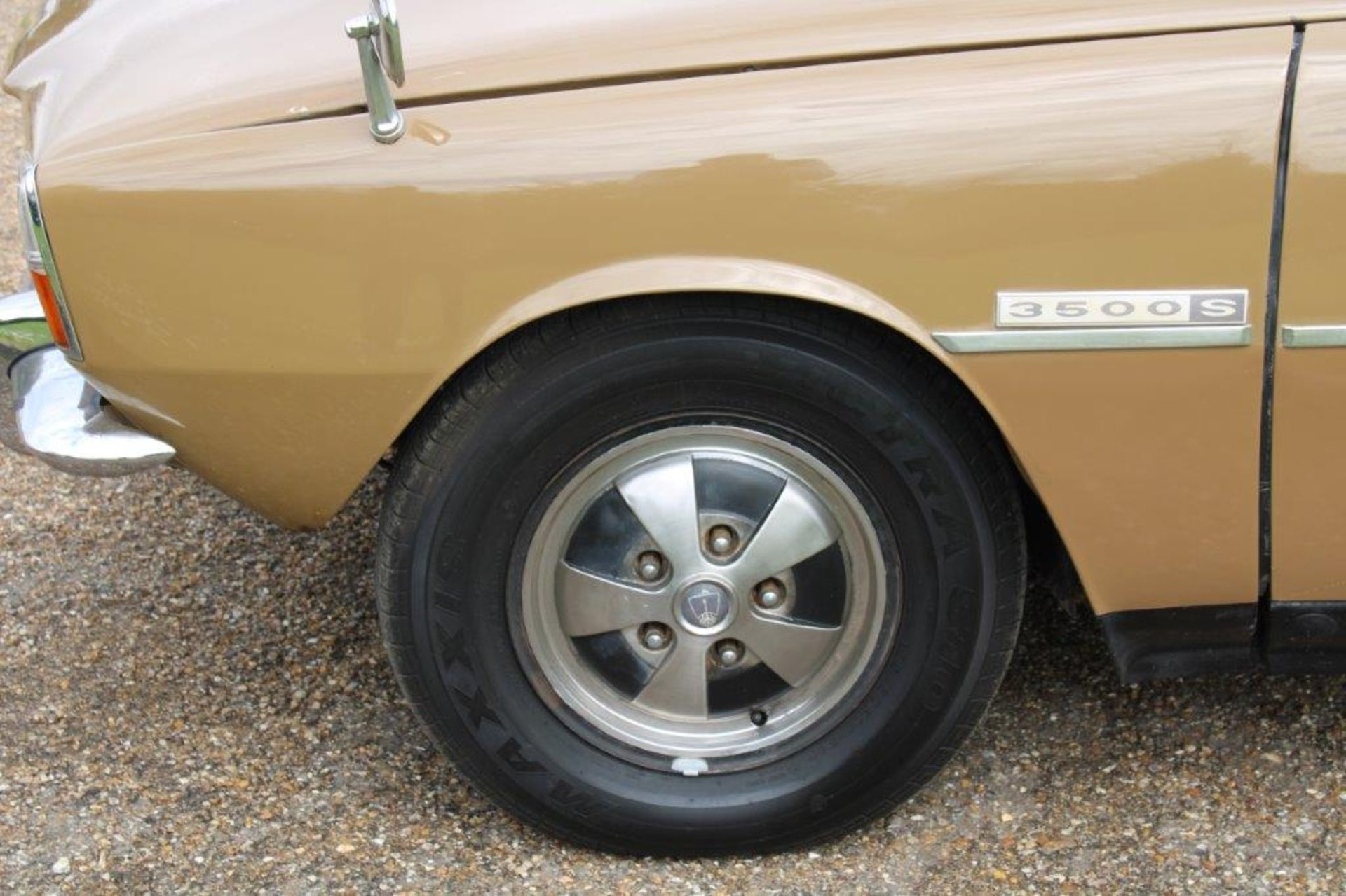 1970 Rover P6 3500 S 1 of 6 development cars - Image 4 of 21