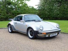 1983 Porsche 911 (930) Turbo