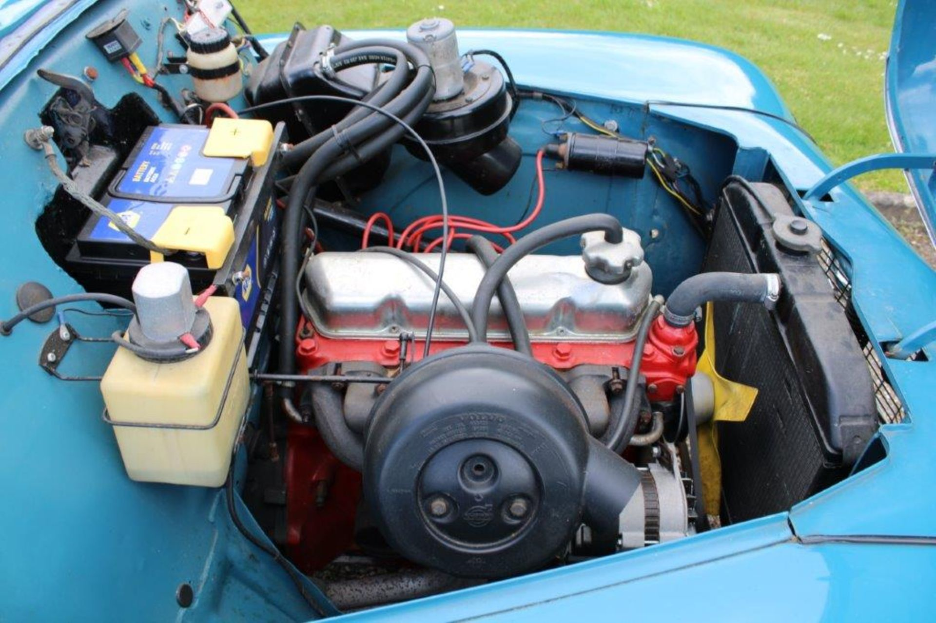 1961 Volvo P 21114 A Pick-Up LHD - Image 18 of 25