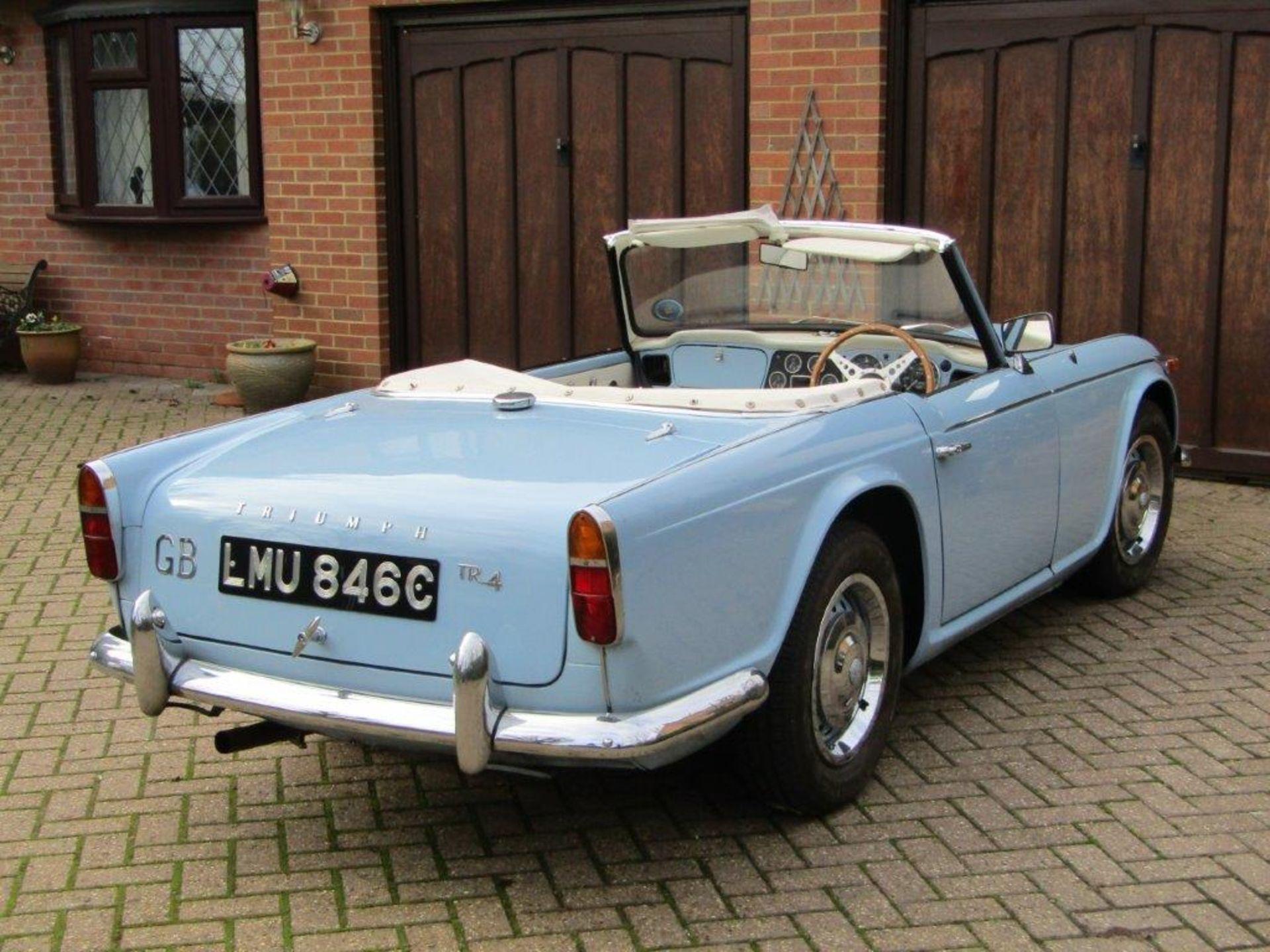 1965 Triumph TR4 - Image 2 of 17