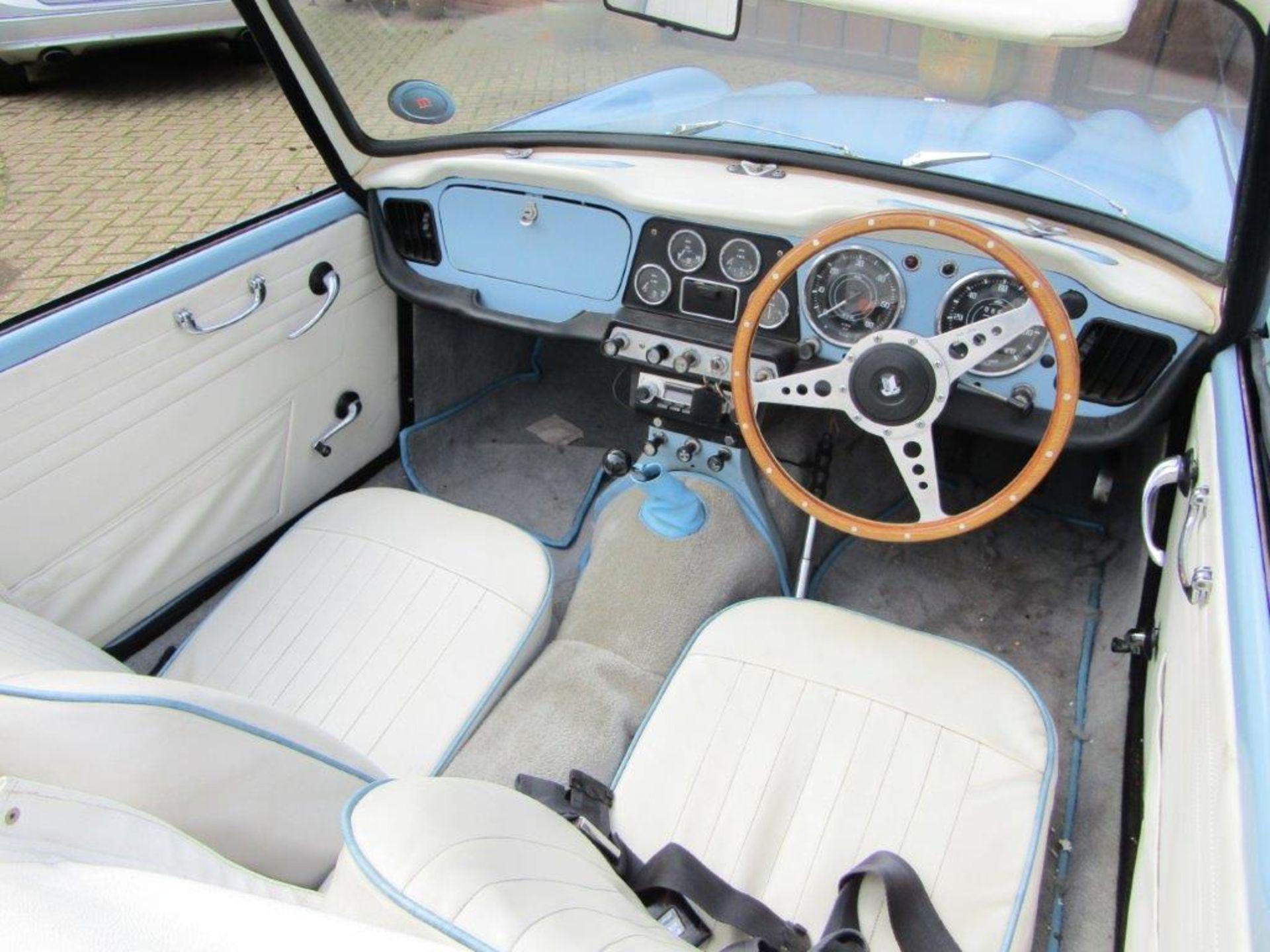 1965 Triumph TR4 - Image 17 of 17