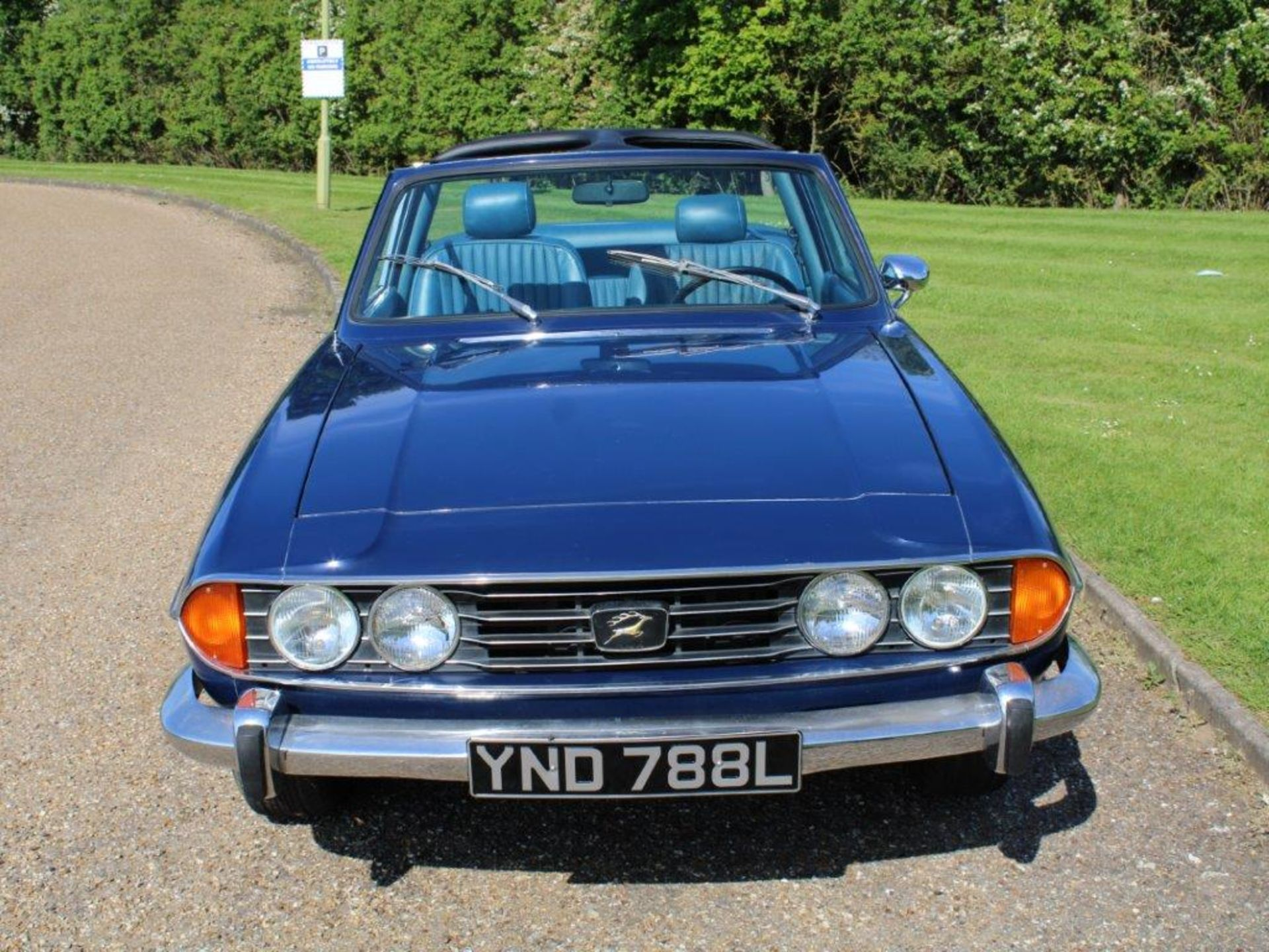 1973 Triumph Stag 3.0 LHD - Image 2 of 28