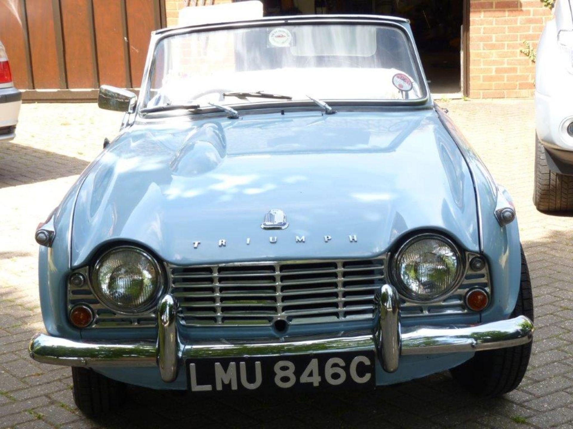 1965 Triumph TR4 - Image 4 of 17