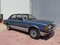 1982 Ford Cortina 1.6 Crusader MKV