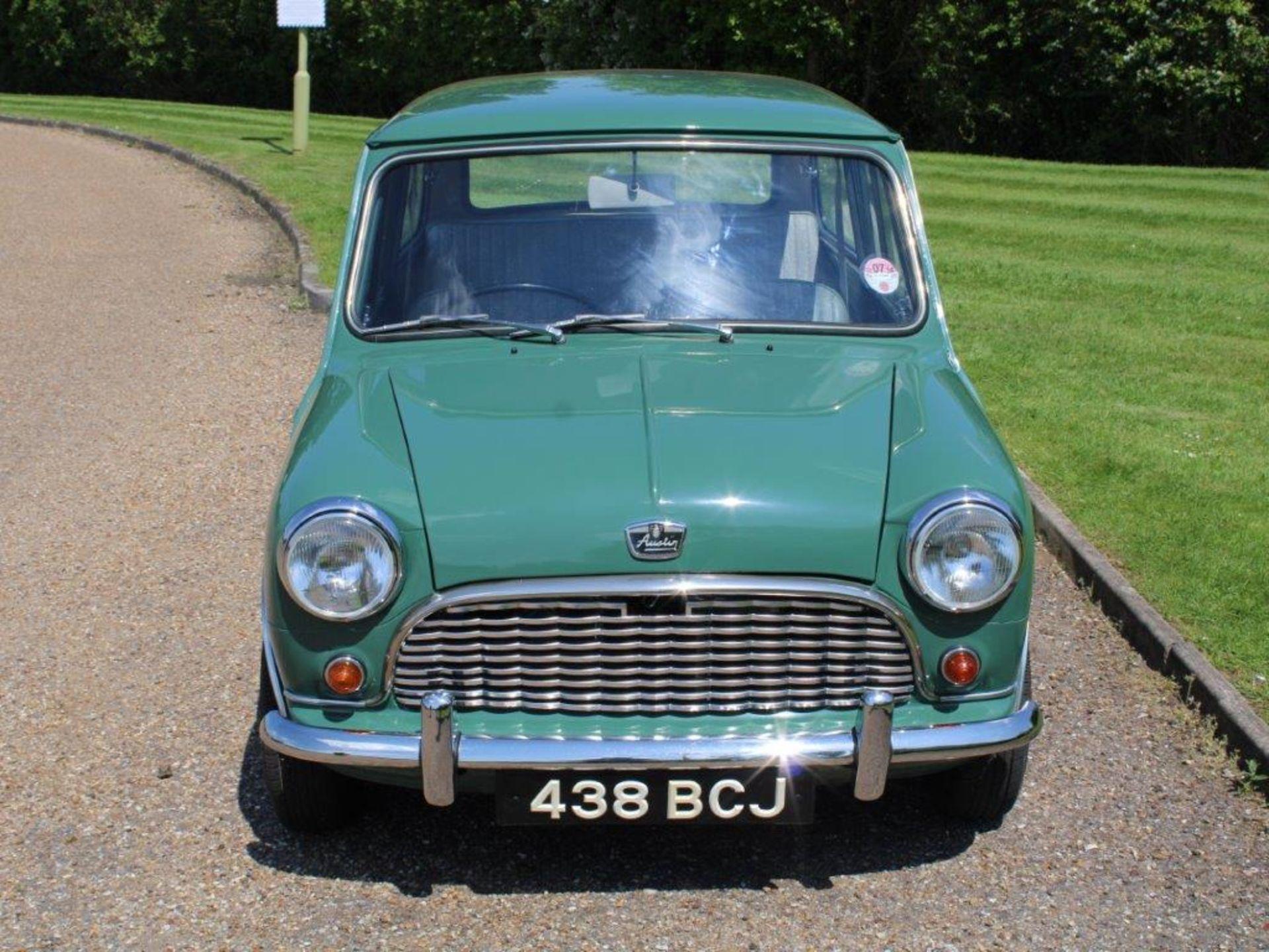 1962 Austin Mini 850 MK I - Image 6 of 28