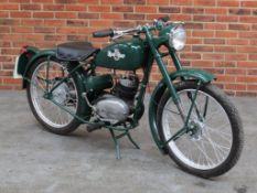 1961 Excelsior 98 Villers Engine