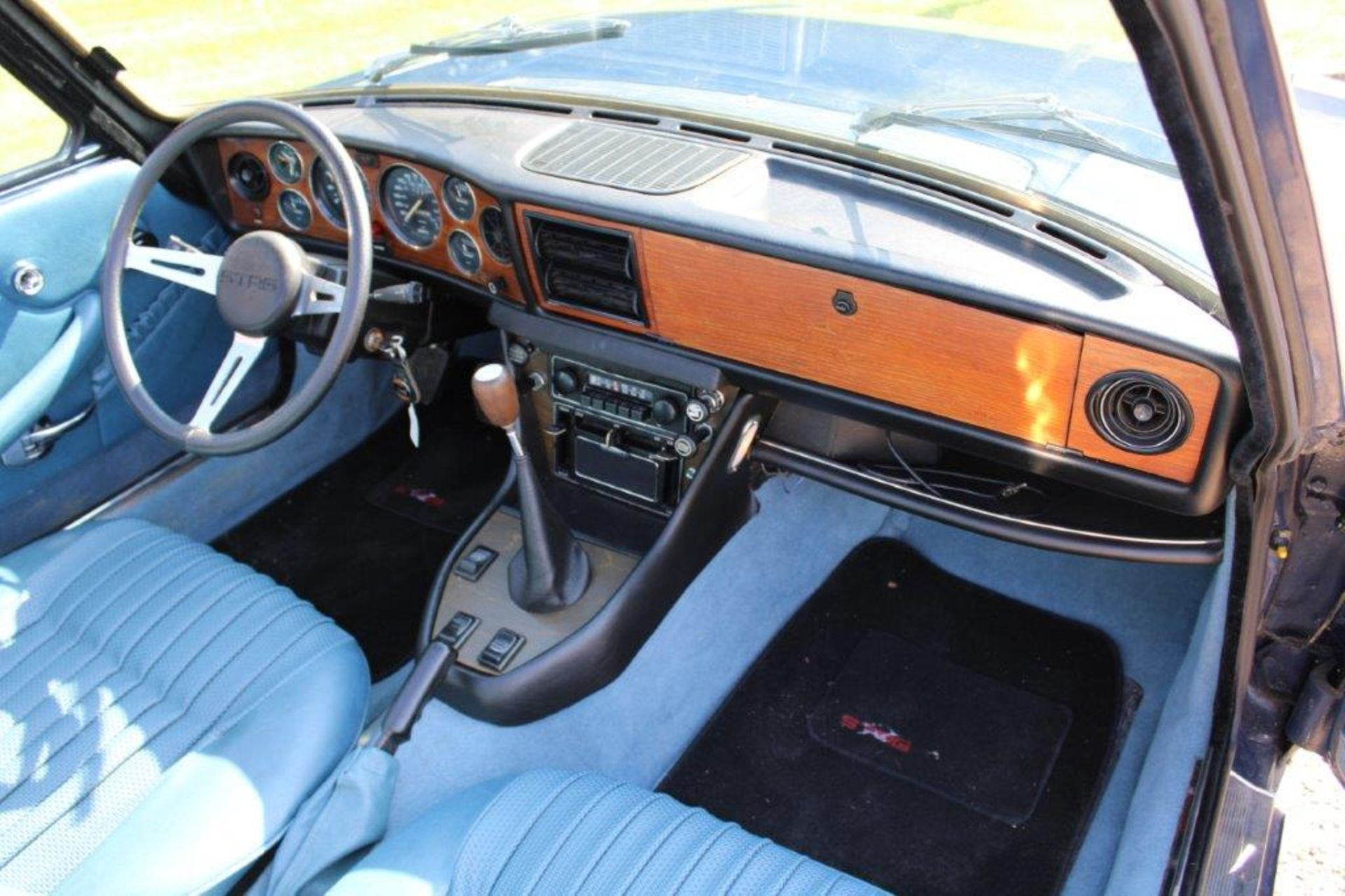 1973 Triumph Stag 3.0 LHD - Image 14 of 28
