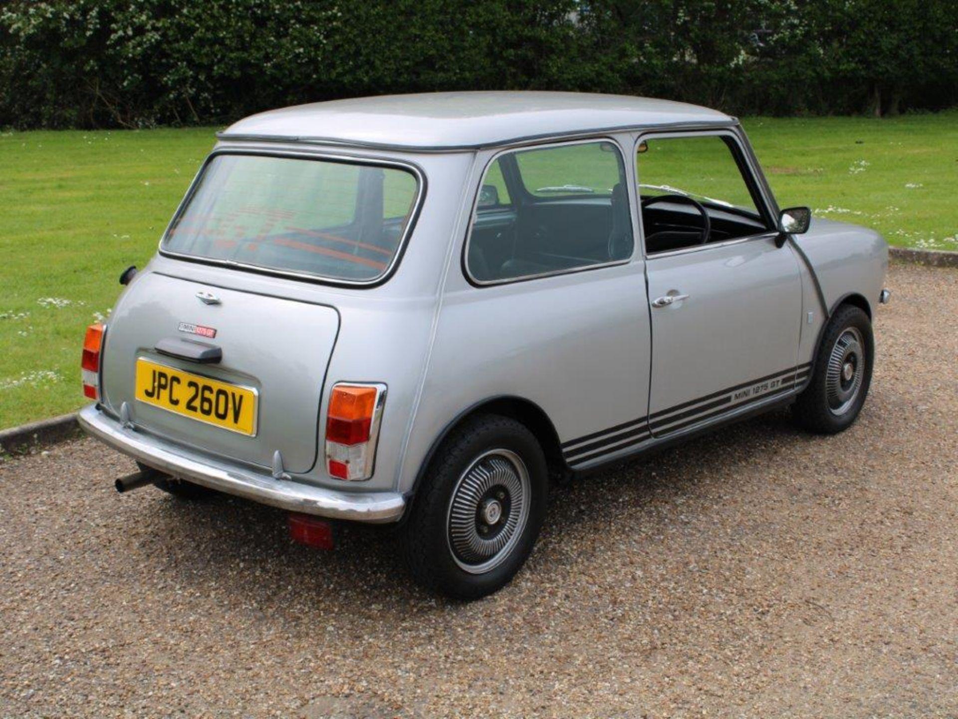 1980 Austin Morris Mini 1275 GT - Image 2 of 28