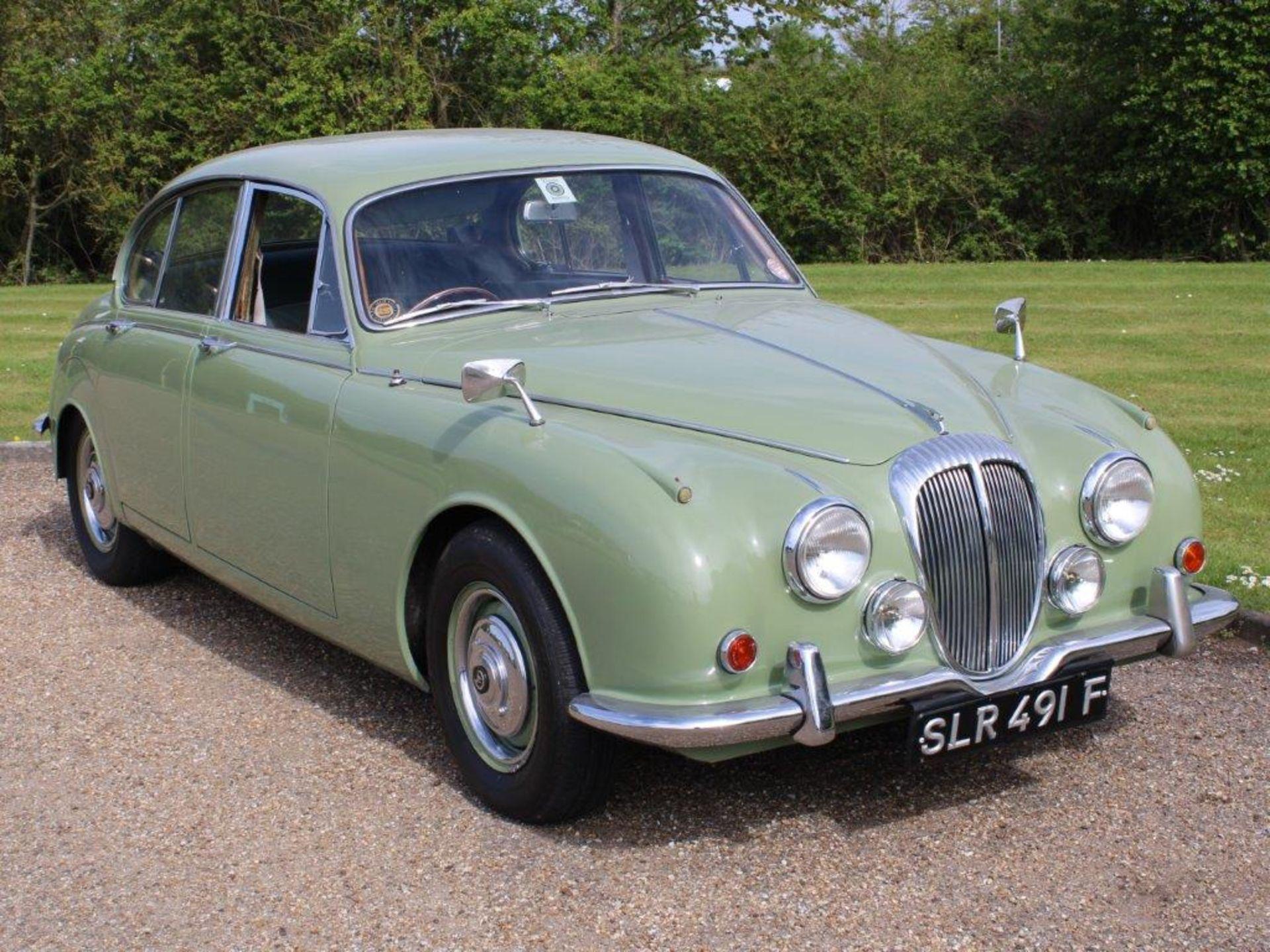 1968 Daimler V8 250 Auto