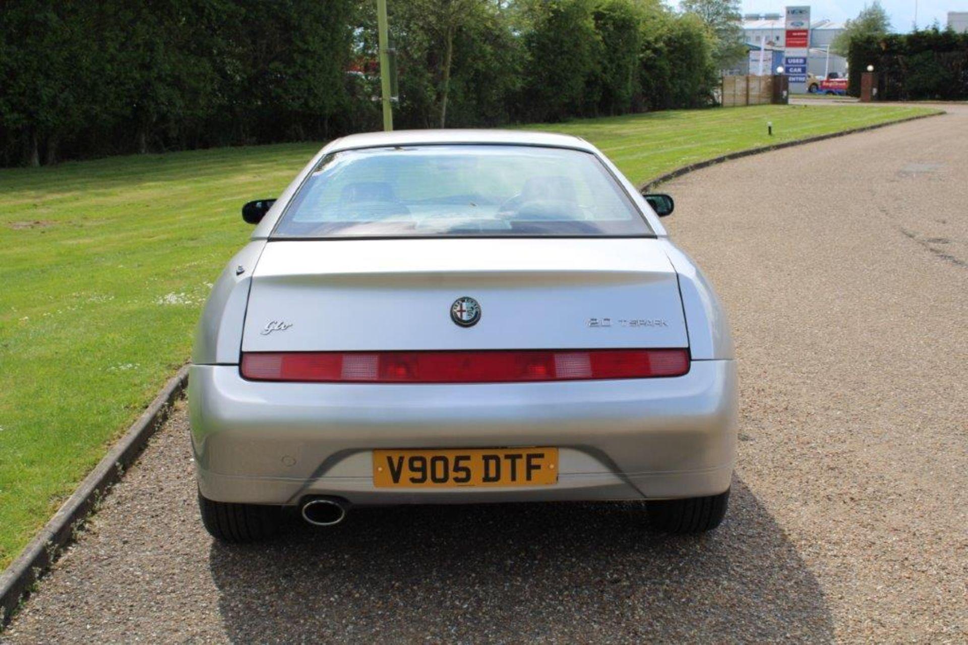 1999 Alfa Romeo GTV Lusso T-Spark 16v - Image 5 of 18