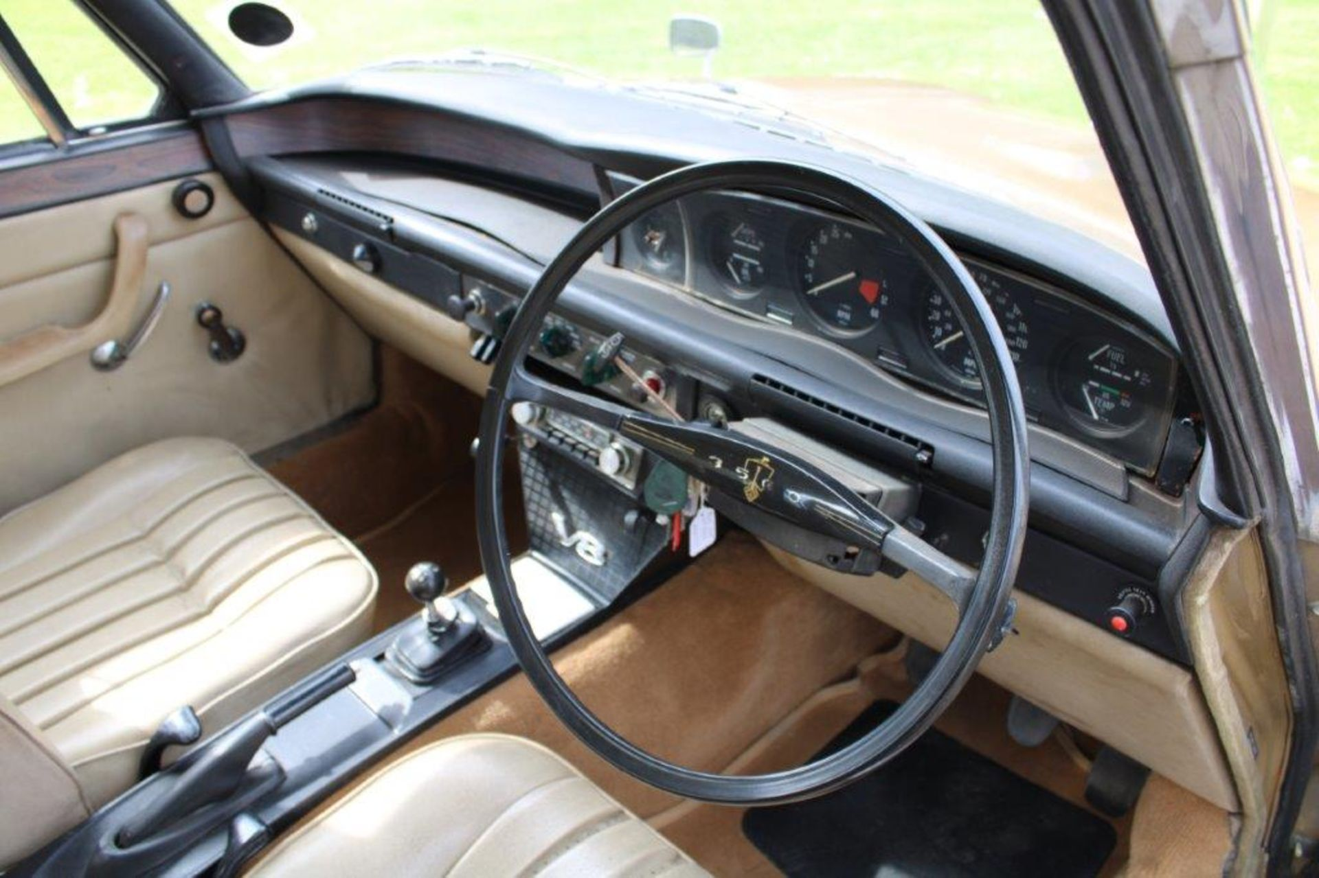 1970 Rover P6 3500 S 1 of 6 development cars - Image 17 of 21
