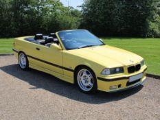 1998 BMW E36 M3 Evolution Convertible