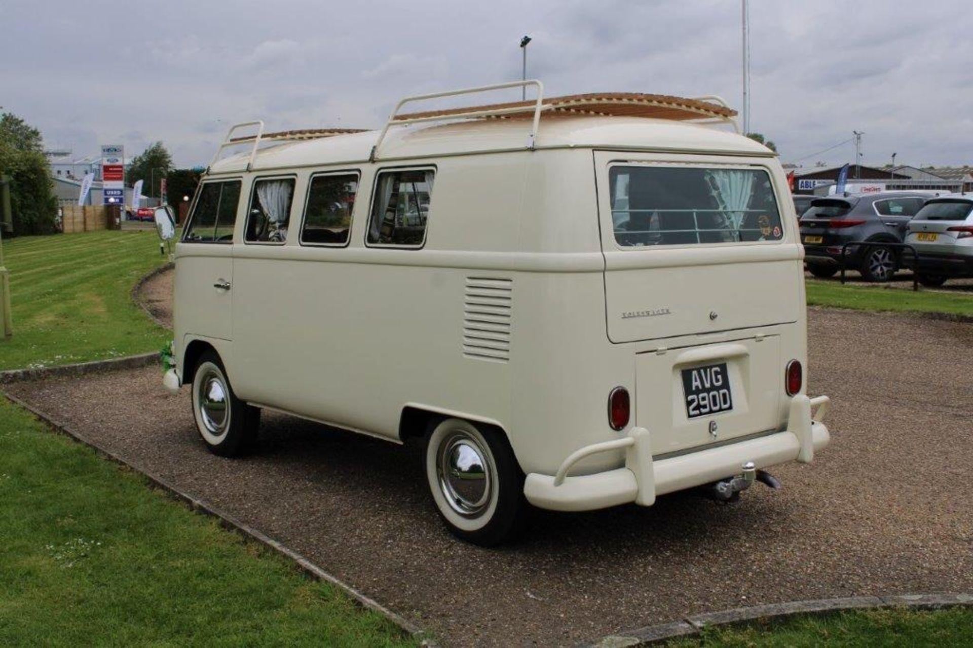 1966 Volkswagen Split Screen Camper LHD - Image 4 of 28